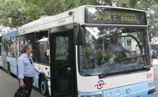 La EMT sigue al alza y encadena cinco meses superando los cuatro millones de viajeros en Málaga