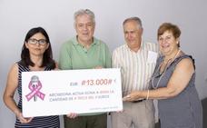 Récord solidario en Archidona: 16.000 euros contra el cáncer
