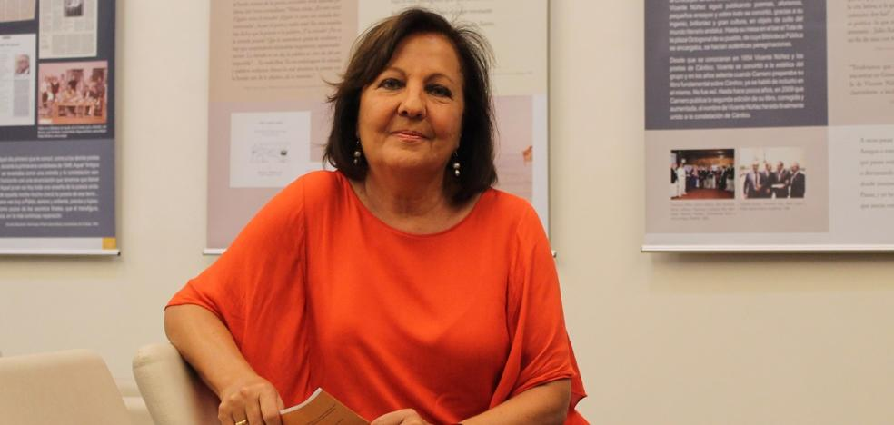 Carmen Linares: «Ahora canto y voy al grano,no me entretengo»