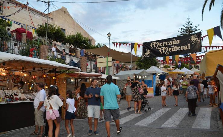 Festival de las 3 Culturas 2018 en Frigiliana