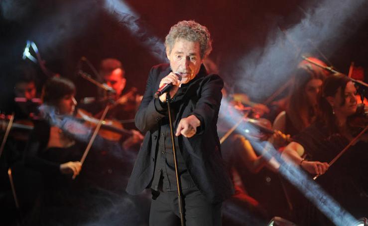 Concierto de Miguel Ríos en Starlite Marbella