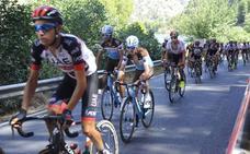 Las mejores fotos de La Vuelta a España a su paso por Málaga