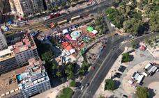 El Centro de Málaga se exhibe hoy en un espectacular prólogo de la Vuelta a España