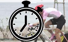 Orden de salida de todos los corredores en la contrarreloj que abre la Vuelta en Málaga