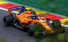 Alonso: «Sabíamos que Bélgica e Italia eran circuitos complicados»