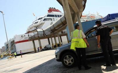 El Puerto de Málaga bate récord de viajeros en el Paso del Estrecho