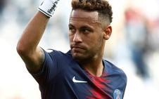Neymar: «Tengo contrato y me quedo en el PSG»