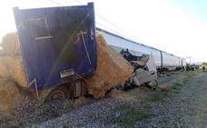 Dan el alta al último herido ingresado tras el accidente del tren Sevilla - Málaga