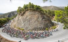 La montaña y Maté, protagonistas de la etapa de La Vuelta entre Mijas y Alhaurín de la Torre