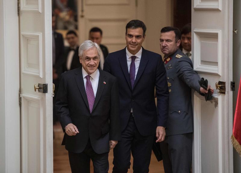 Pedro Sánchez sostiene que la defensa de Llarena «no es una cuestión privada, sino de Estado»