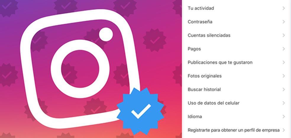 Instagram ya permite verificar tu cuenta de usuario o empresa, ¿cómo puedes hacerlo?