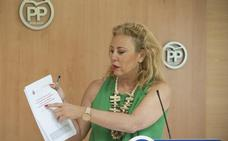 Carolina España resta importancia a la salida de Villalobos