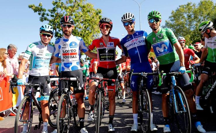 Los mejores momentos de La Vuelta Ciclista a España 2018