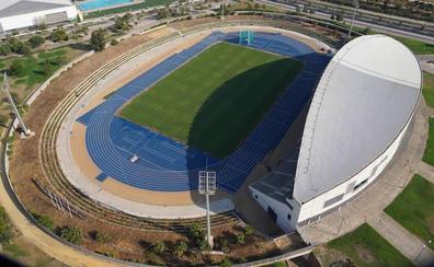 La nueva pista del Ciudad de Málaga, homologada cara al Mundial de veteranos