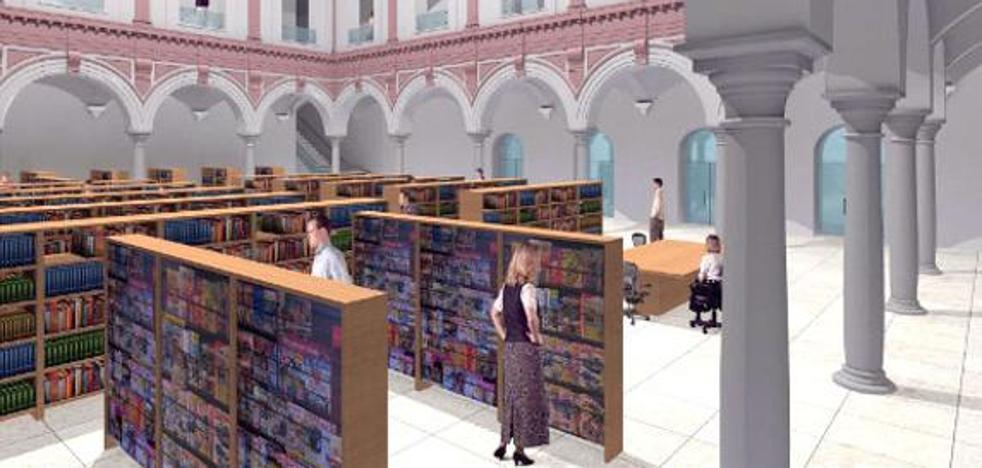 Hoy, día clave para la Biblioteca Provincial en San Agustín