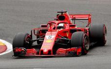 La batalla se juega en territorio Ferrari