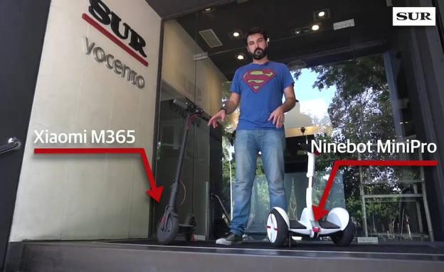 Ponemos a prueba el patinete eléctrico Xiaomi M365 y el