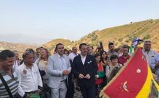 Almáchar celebra las bodas de oro de su Fiesta del Ajoblanco