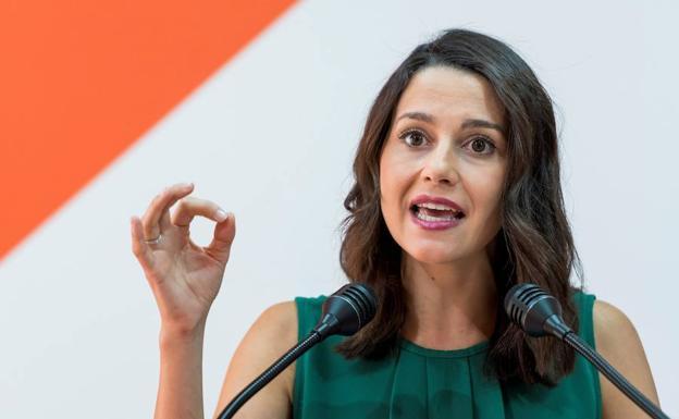 Resultado de imagen de fotos de Inés Arrimadas, diariosur