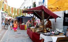 Zoco árabe y otros mercadillos del fin de semana en Málaga
