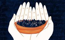 A cuatro manos: reflexiones sobre los migrantes