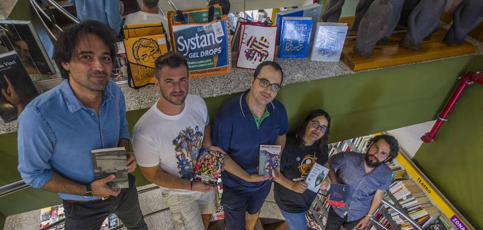 Málaga rejuvenece su tradición editora
