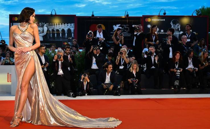 Las grandes estrellas brillan en la Mostra de Venecia
