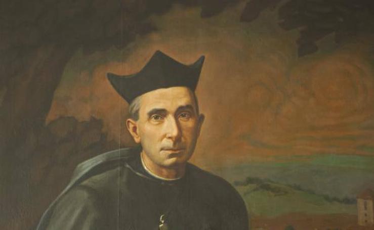 Exposición en Málaga de objetos y datos de la vida del padre Arnáiz