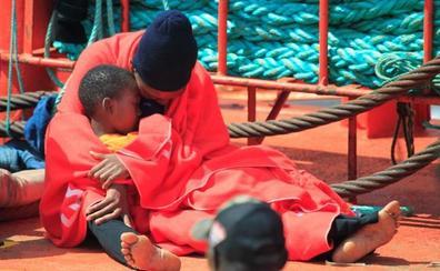 Se triplican las muertes de inmigrantes que intentan llegar a España por mar