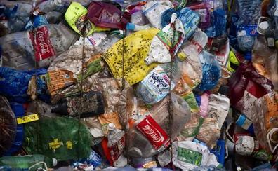 El plástico podría perder fuelle frente al vidrio, papel o metal