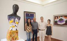 Obras de Santiago Fernández Aragüez se subastarán a beneficio de la Asociación contra el Cáncer
