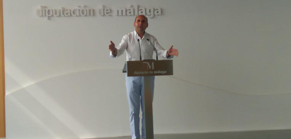 El PSOE denuncia que la Diputación es la «gran casa de acogida» de cargos del PP