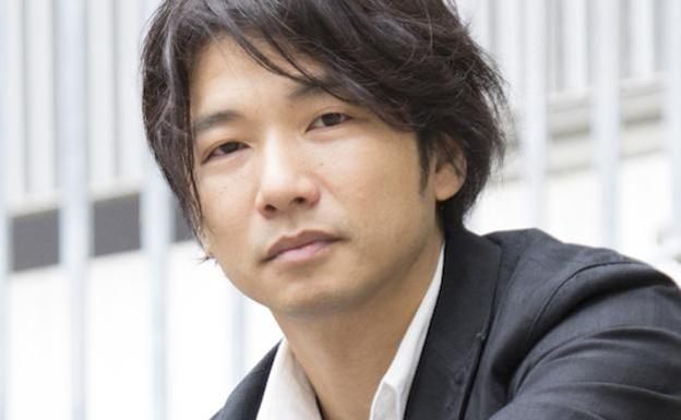 Fumito Ueda. /FUN & SERIOUS GAME FESTIVAL