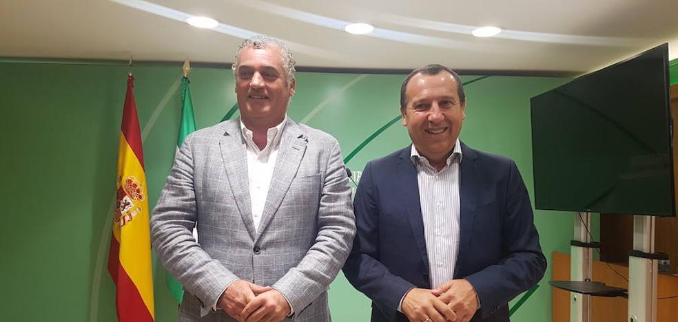 Málaga contará con 33,5 millones de euros para los planes de empleo de la Junta