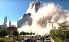 El impactante vídeo inédito sobre el ataque a las Torres Gemelas