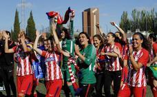 Otro duelo Atlético-Barcelona en el mejor momento del fútbol femenino