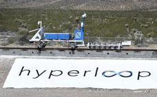 La Junta se reúne hoy con ejecutivos de Hyperloop para perfilar el proyecto de Málaga