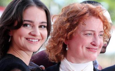 La única realizadora en Venecia advierte de que el cine sin la mirada de las mujeres no refleja el mundo