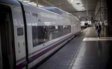 Renfe recupera su primera conexión Málaga-Madrid a las 6.20 horas el próximo lunes