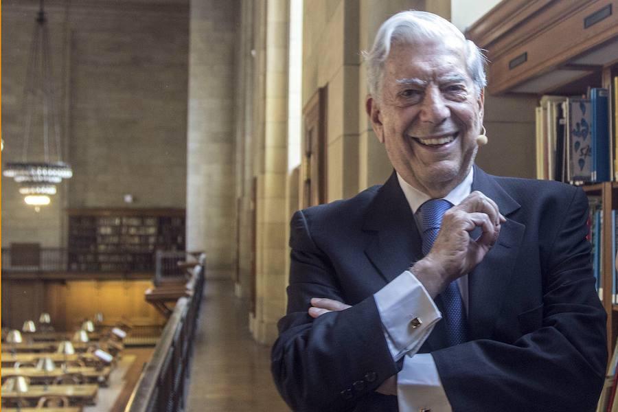 La ciudad y la literatura, según Vargas Llosa