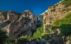 El Tajo de Ronda, la obra maestra del Guadalevín