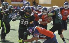 Los Fuengirola Potros de fútbol americano jugarán la próxima campaña en la élite