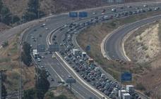 Los radares de tramo de Las Pedrizas sólo multan durante 55 días al año