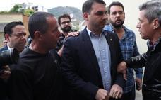 Relevo de candidatos en Brasil