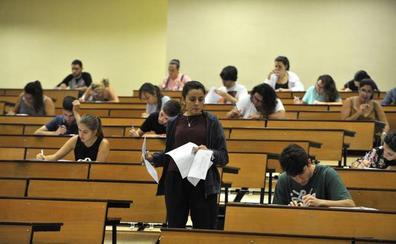 Unos 1.500 estudiantes de Málaga realizan mañana la prueba de acceso a la universidad