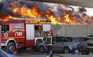 ¿Por qué actuaciones te pueden cobrar los bomberos en Málaga?