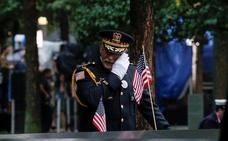 Nueva York recuerda a las víctimas del 11-S diecisiete años después