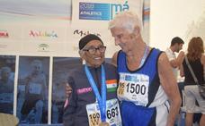 Man Kaur, un oro a los 102 años