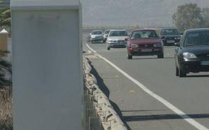 Torrox instala un radar informativo para concienciar sobre la velocidad