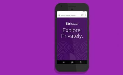 Llega TOR al móvil, la app para navegar sin espías